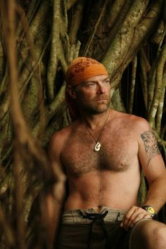 Today's #HunkOfTheDay is none other than #Survivorman himself, Les Stroud! Follow him on Twitter @RealLesStroud