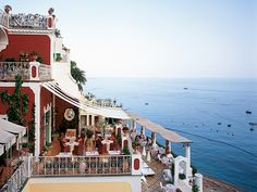 Le Sirenuse, Positano : Hotels and Resorts : Condé Nast Traveler