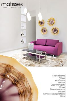 Experiencia Matisses: una sala de lectura en el hogar es indispensable, adecua esta estancia con una lámpara que proporcione buena iluminación y un sofá cómodo para descansar
