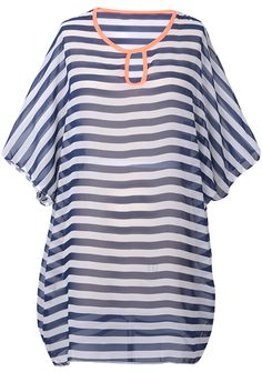 Big Sale, $16.99! Free Shipping! Have somewhere special to go and nothing to wear? You will absolutely love this lightweight Cover-up! Stripes are worked into something wholly more modern. Enjoy casual comfort at Cupshe.com