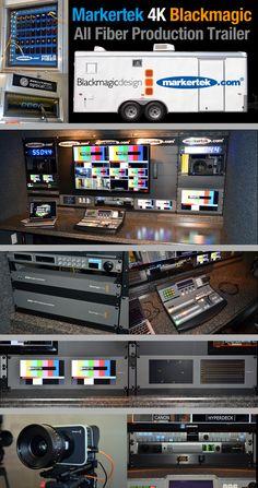 #Blackmagic Fiber Ready 4K Production #Trailer. See more here: https://www.facebook.com/Markertek/app_211846052331703