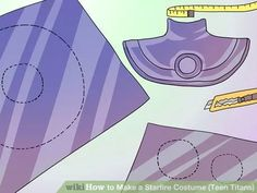 How to Make a Starfire Costume (Teen Titans). Have you ever wished that you where a princess, a superhero, and an alien all at once? Then look no further, because you have come to the right place. Starfire is the peppy and outgoing-if not. Cosplay Tutorial, Cosplay Diy, Best Cosplay, Cosplay Ideas, Witch Costumes, Cool Costumes, Cosplay Costumes, Costume Ideas, Costume Makeup