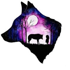 51 Trendy tattoo wolf girl drawing wolves 51 Trendy tattoo wolf girl drawing wolves This image has get. Wolf Tattoos, Fantasy Kunst, Fantasy Art, Cute Animal Drawings, Cute Drawings, Wolf Drawings, Wolf Artwork, Wolf Painting, Gouache Painting