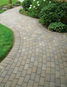 Simple Paving Stone Patterns