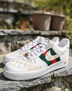 10+ Gucci Custom Sneakers \u0026 Shoes ideas