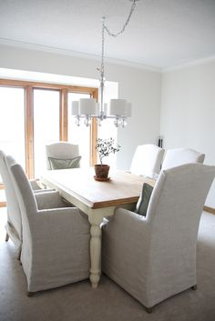 dining room before photos - tips on how to design a home you love