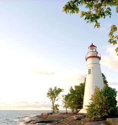 Summertime is prime time in northern Ohio, where a narrow span of Lake Erie separates America's roller coaster mecca in Sandusky from Kelleys Island and Put-in-Bay for the choice of serene or boisterous—sometimes in the same day. Check out our trip guide for what to do, where to eat and where to stay.