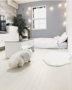 Interior Styling, Interior Design, Minimalist Room, Room Wallpaper, House Rooms, Room Interior, Bean Bag Chair, Kids Room, New Homes