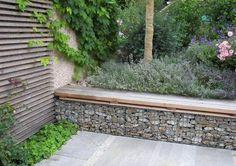 concrete garden design - Google Search