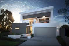 Ross Griffin Home Designs: South Beach. Visit www.localbuilders.com.au/home_builders_perth.htm to find your ideal home design in Perth