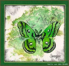 Gorgeous card by Ryn -- Creativity