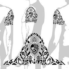 tatuagem.polinesia.maori.0122 | Tatuagem Polinésia - Maori -… | Flickr