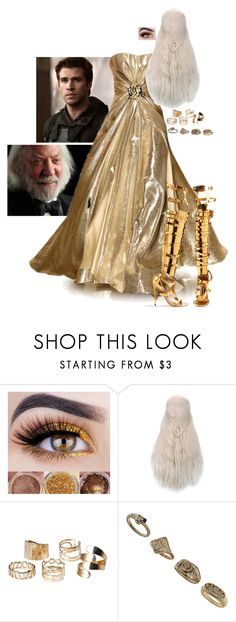 """""""'So you're telling me.. after avoiding the games for years.. she has to go meet with Snow?' -Gale Hawthorne"""" by harley-quinn-4 ❤ liked on Polyvore featuring Tom Ford"""