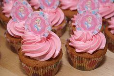Prinsessen cupcake