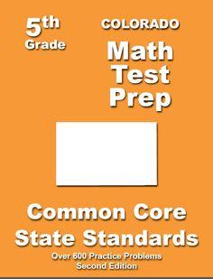 5th Grade Colorado Common Core Math