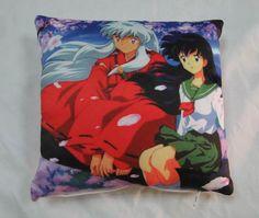 Inuyasha Higurashi Kagome Pillow INPW2549