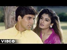 Nahi Kahi Thi Baat Full Video Song : Keemat | Akshay Kumar, Raveena Tandon, Saif Ali Khan | - YouTube