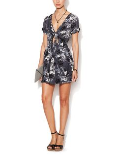 Part Time Lover Front Tie Dress by Free People at Gilt