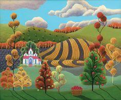 Bill's Rolling Acres  by Ellen Eilers