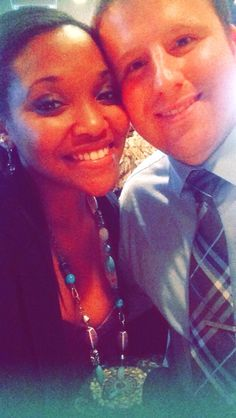 """lovellagain: """"This is my love, 2 years and some change and I'm still restless lol ❤️❤️❤️ ☆WeLoveInterracial☆@CBL♡♡! """""""