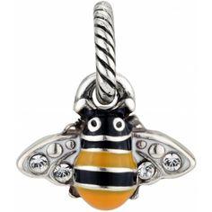 ABC Honey Bee Charm