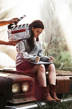 Jane Levy in the Evil Dead remake