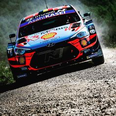 """Thierry Neuville ha condiviso un post su Instagram: """"Shakedown completed 🇮🇹 ✔️ We focused on adjusting a bit the settings for the race trying different…"""" • Segui il suo account per vedere 1,766 post. Rally Car, Racing, Vehicles, Instagram, Running, Auto Racing, Car, Vehicle, Tools"""