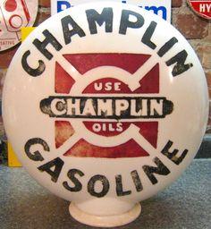 gas pump globe