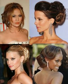 Latest And Hottest Celebrity Hairstyles!