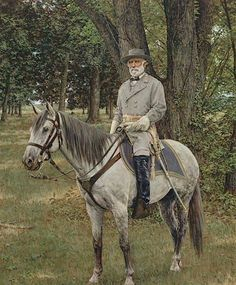 was an American career military officer who is best known for having commanded the Confederate Army of Northern Virginia in the American Civil War.