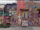 Marianne Desgrandchamps - Street Art Brésilien #chocurbain
