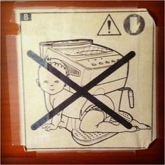 Absolutely, positively NO babies in the coffeemaker!
