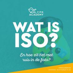 Fotografiebegrippen: Wat is ISO? En hoe zit het met ruis in de foto #fotografietips