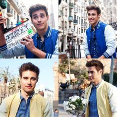 I Love You Jorge Blanco <3