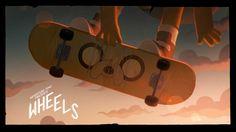 02a - Колёса (Wheels) » Adventure Time - Время Приключений с Финном и Джейком