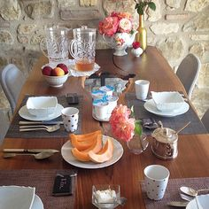 Breakfast at Locanda di Doris Todi Umbria Italia