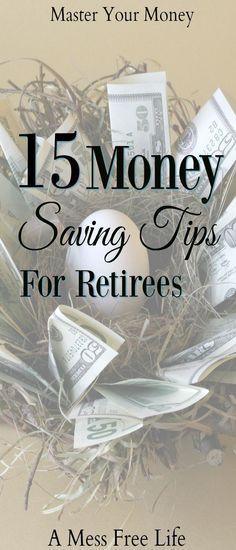 15 Money Saving Tips for Retirees | Frugal Living Tips for Seniors | Money Habits | Smart Money | Financial Freedom