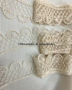 Look Bak Bitmez 107 Different Crochet Hijab Towel Edge Needlework Model, Floral Embroidery Patterns, Vintage Crochet Patterns, Crochet Patterns For Beginners, Scrap Crochet, Cotton Crochet, Hand Crochet, Crochet Borders, Crochet Stitches, Crochet Hook Sizes