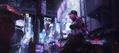 Cyberpunk 2077 is an upcoming action role-playing video game developed and published by CD Project. It is scheduled to be released for Microsoft Windows, PlayStation 4, PlayStation 5, Stadia, Xbox One, and Xbox Series X/S on 19 November 2020. High Tech Low Life, Cd Project, Old Things, Things To Sell, Gaming Wallpapers, Female Character Design, Cyberpunk 2077, The Old Days, Another World