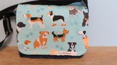 Dog Walking, Cross Body, Lunch Box, Etsy Shop, Pocket, Trending Outfits, Unique Jewelry, Handmade Gifts, Bags