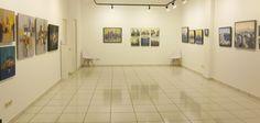Los paisajes y abstracciones de Eduardo Malvehy