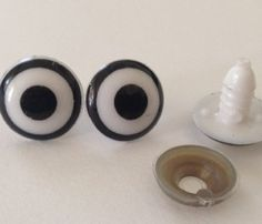 Sicherheitsaugen #safety eyes #comic #eyes #comiceyes
