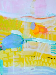 """""""Fertile Bed"""" Painting by Jenny Andrews Anderson. MFAMB."""