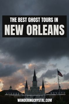 Spend an evening exploring the haunted side of New Orleans with one of the best ghost tours in New Orleans. Ghosts, Vampires and Crime. The best ghost tours in New Orleans, wanderingcrystal, ghost tour New Orleans, spooky things to do in New Orleans, Explore New Orleans, NOLA things to do, Travel NOLA, New Orleans haunted locations, haunted things to do in New Orleans, haunted places in New Orleans, Louisiana things to do, dark history in New Orleans, New Orleans Dark Tourism #NewOrleans #Spooky Tours New Orleans, New Orleans Travel, Things To Do, Good Things, Ghost Tour, Haunted Places, Louisiana, Tourism, Louvre