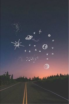 Most popular tags for this image include: stars, sky, planet, space and wallpaper