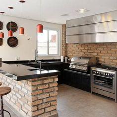 Retrofit - Residência Alphaville : Cocinas modernas de Moran e Anders Arquitetura