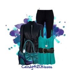 """Untitled #266"" by candy420kisses on Polyvore"