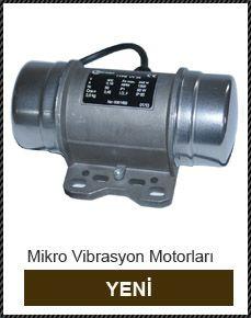 MİKSAN MOTOR l Elektrikli Vibrasyon Motorları