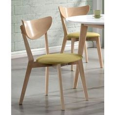 Shop for Peony Retro Danish Design Dining Chairs (Set of 2) and more for…