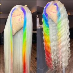 Lace frontal Wigs For Women Braids For Girls Wavy Lace Front Curly Wigs 360 Lace Frontal Wig Human Hair Straight Wigs Wigs For Women Bridesmaid Hairstyles Mens Wavy Haircuts, Pixie Haircuts, Curly Hair Styles, Natural Hair Styles, Violet Hair, Human Hair Lace Wigs, Curly Wigs, Lace Hair, Professional Hairstyles